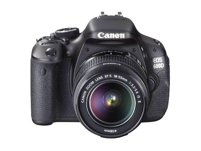 Canon EOS 600D SLR