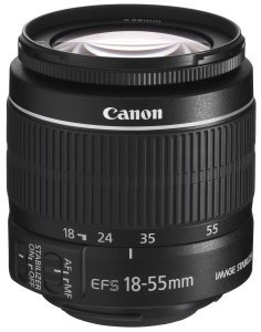Canon EF-S 18-55mm 13.5-5.6 IS II Universalzoom-Objektiv