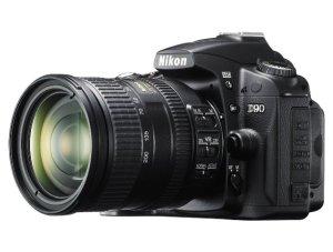 NIkon D90 SLR Digitalkamera