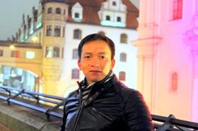 ich in München
