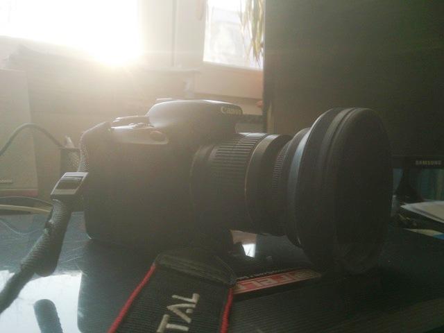 Canon Kamera mit Telematic S