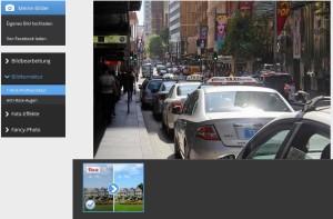 Photofancy 1-Klick-Profilkorrektur