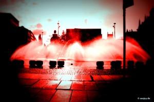 Stachus Brunnen