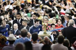 World Press Photo 2014, 1st prize Messi