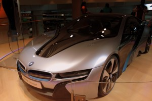 BMW Elektroauto