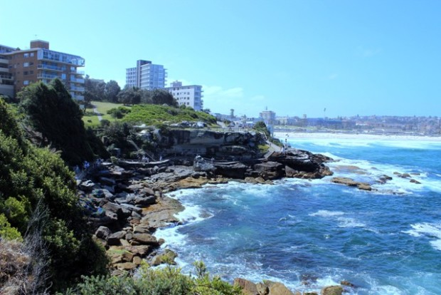Bondi Beach in Australien