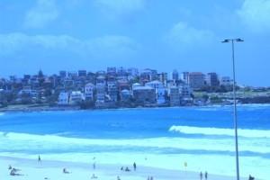 Das Meer am Bondi Beach
