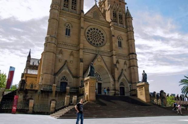 Kirche in Sydney