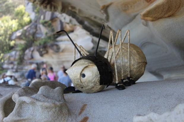 Sculptures by the Sea : Käfer