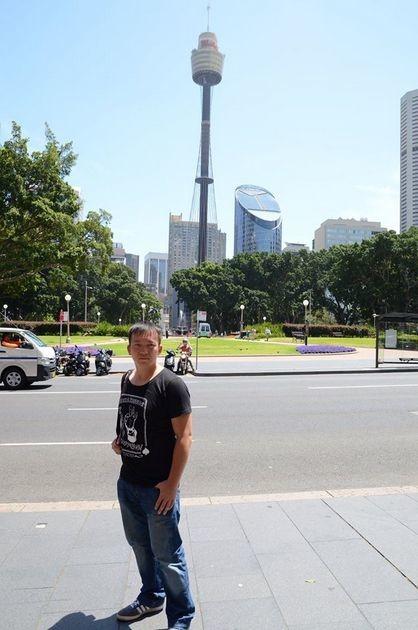ich in Sydney