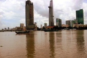 Ho Chi Minh City River