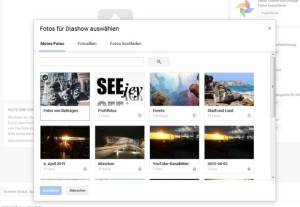 Fotos Slideshow