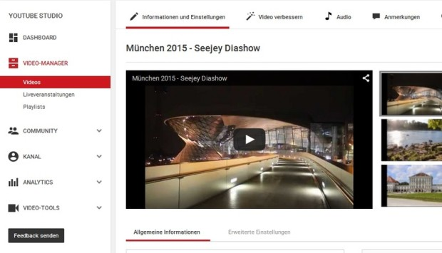 München Diashow