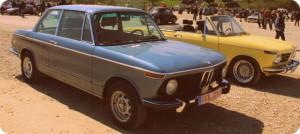 BMW Auto der 60er
