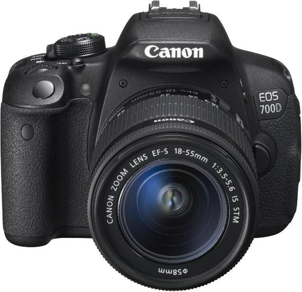 Canon 700D SLR Digitalkamera