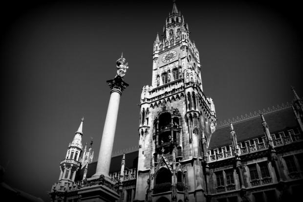 München Karte Schwarz Weiß.Bilder Aus München In Schwarz Weiß Bildern Seejey Fotoblog