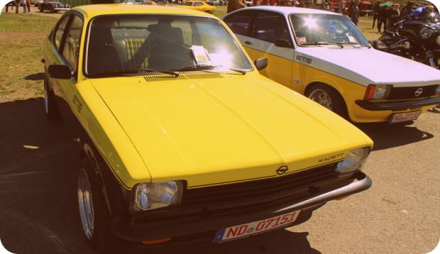 Opel GT Modell