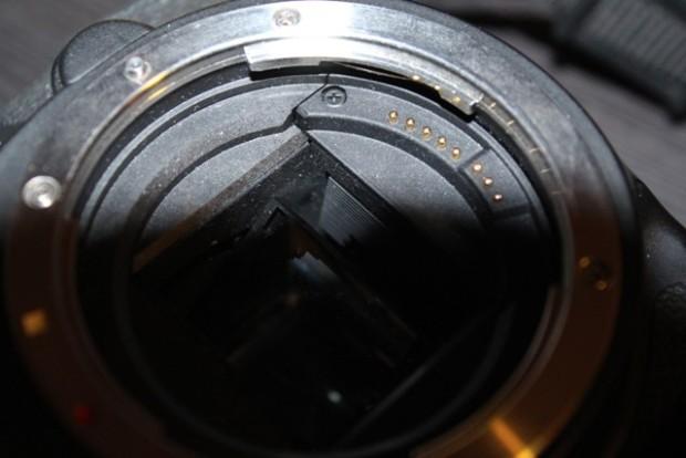 Canon Gehäuse