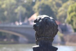 auf der Corneliusbrücke