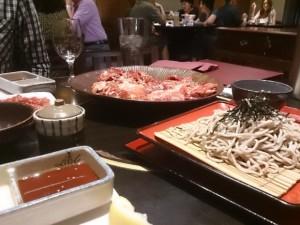 japanisches BBQ Essen