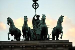 Brandenburger Tor bei den Einstellungen geändert