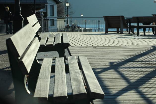 Tegernsee - Sitzplatz