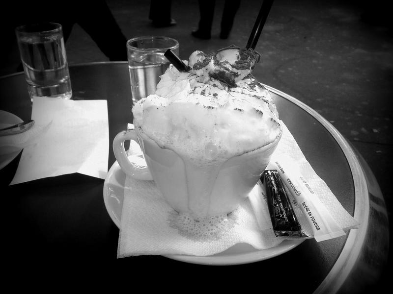Cappuccino der besonderen Art