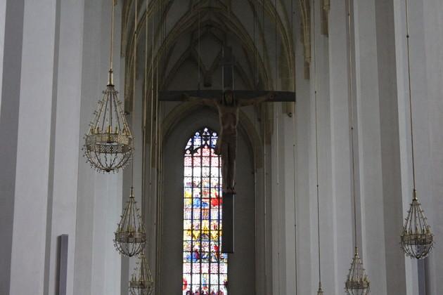 Saal Frauenkirche