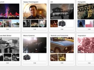 Pinterest Plattform