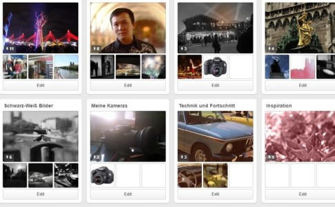 Pinterest Plattform