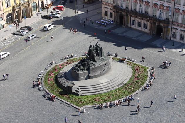 im Herzen der Stadt Prag