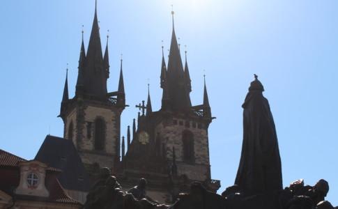 im Herzen von Prag