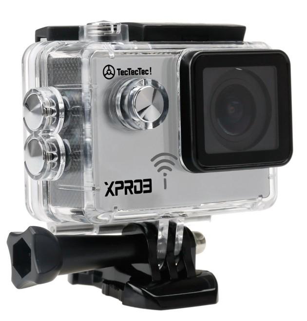 TecTecTec XPRO3 Action-Kamera