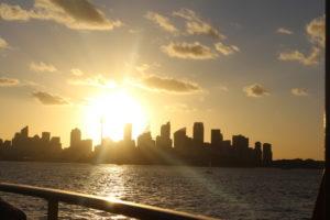 Sonnenuntergang Sydney 5JPG