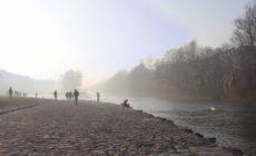 Tag im Nebel
