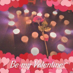 Valentinsgruß auf pixiz