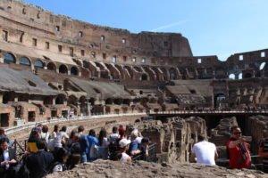 Kolosseum in Rom Arena
