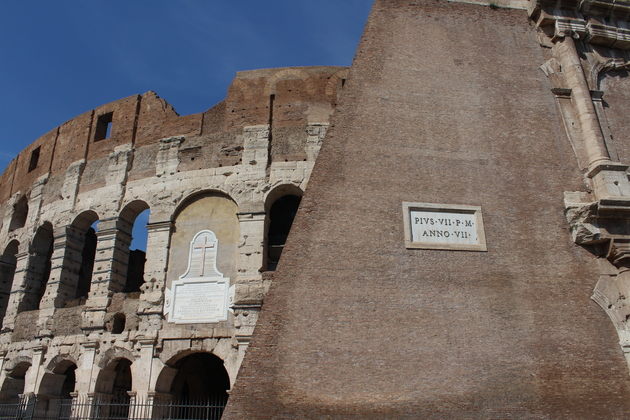 Kolosseum Sehenswürdigkeit