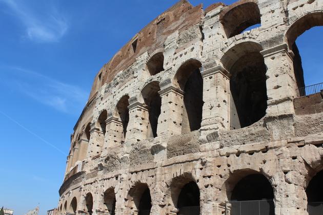 Kolosseum in Roma