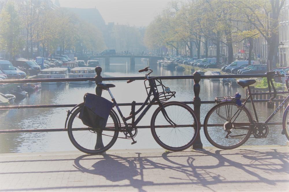 Grachten von Amsterdam