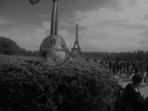 Medaille Marathon Paris