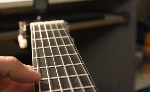 Gitarre stimmen nach Gehör