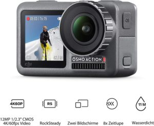 DJI Osmo Action Cam - Digitalkamera