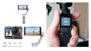 DJI Osmo Action Cams für Einsteiger