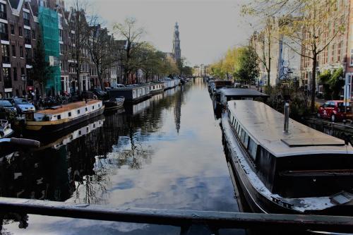 Amsterdam Hausboote