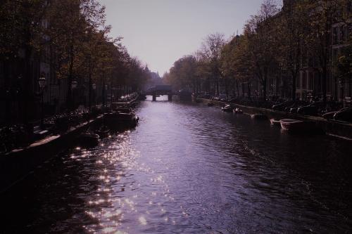 Amsterdam Herbst