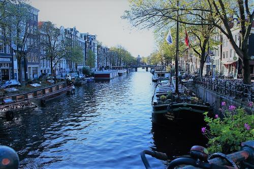 Amsterdam Gewässer